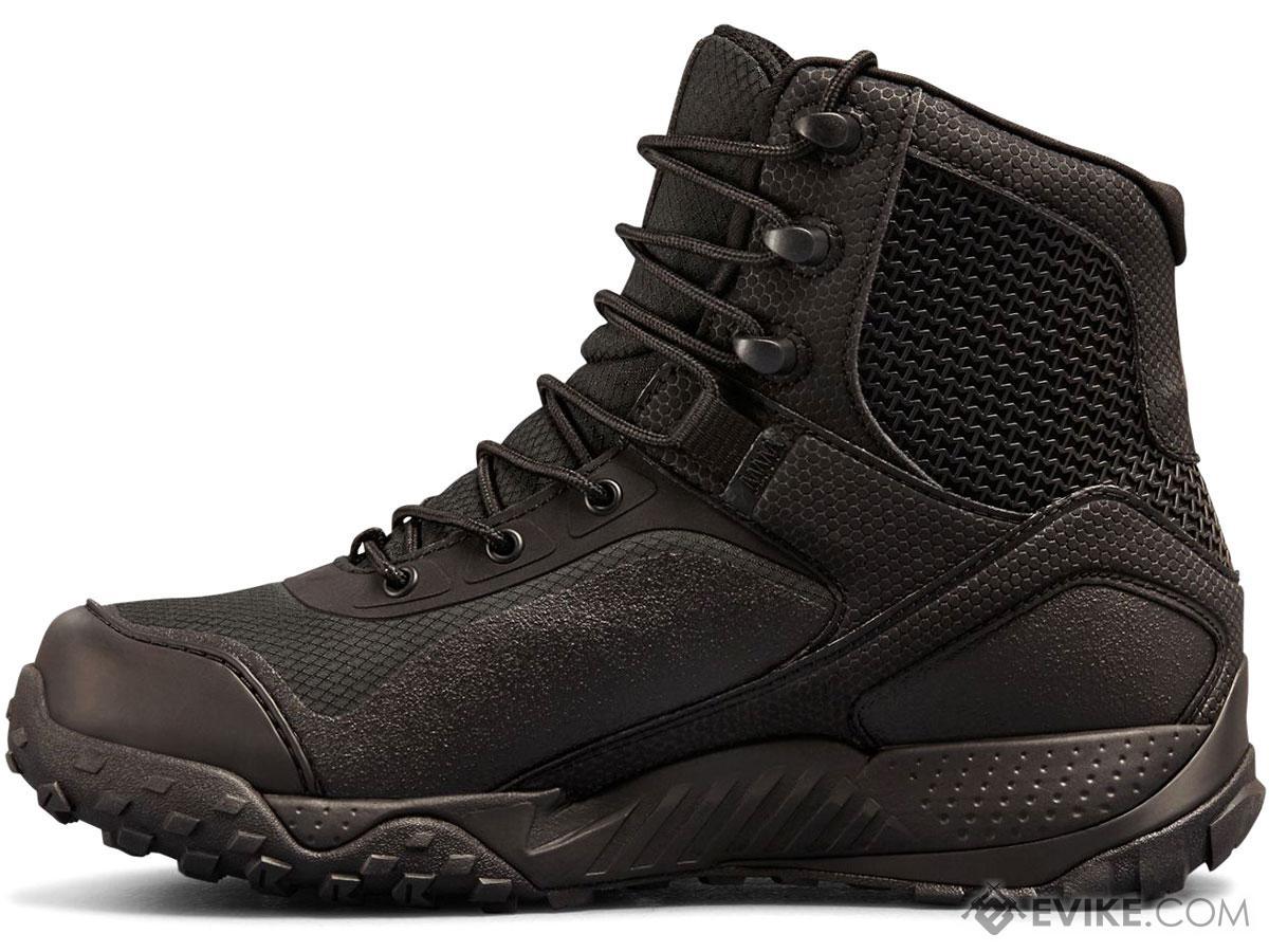 Under Armour Men's UA Valsetz RTS 1.5 Tactical Boots - Black (Size: 8)