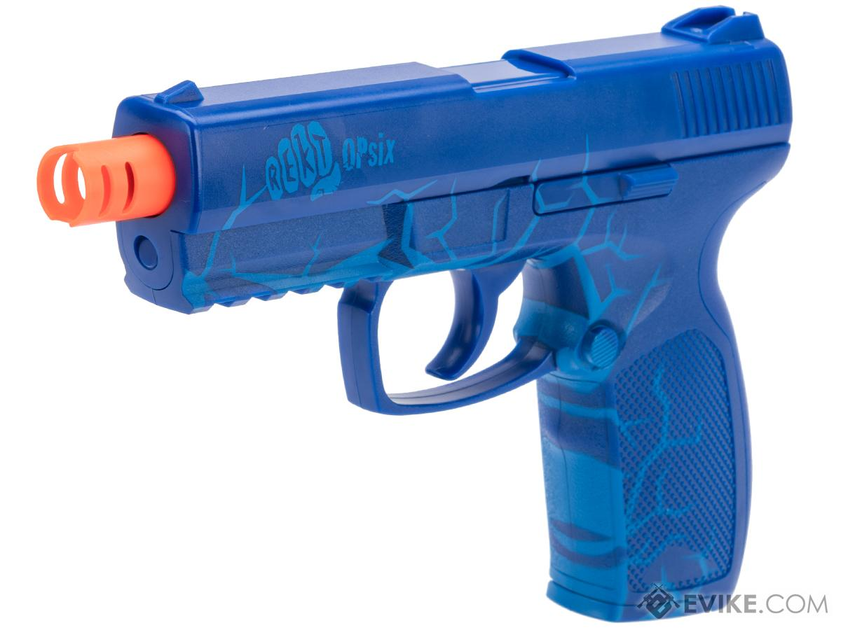 Umarex REKT OPSIX CO2 Powered Foam Dart Launcher (Color: Blue)