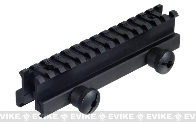 UTG 1 High 13-slot Low-profile Full Size Riser Mount