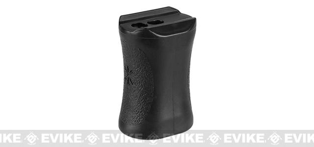 Unity Tactical Direct Mount Vertical Grip for Keymod & Tubular Hand Guards (Color: Black)