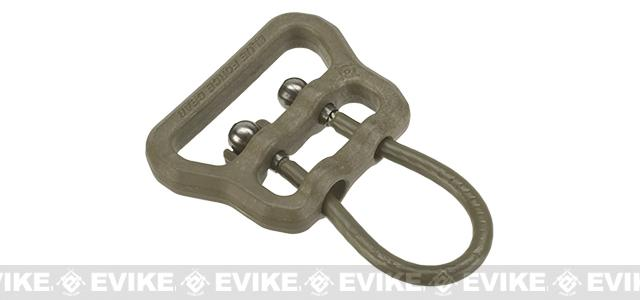 Blue Force Gear Molded Universal Wire Loop for 1.25 and Larger Slings - Tan