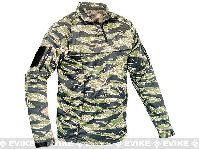 Valken Combat Tango Shirt - Tiger Stripe (Size: Medium)