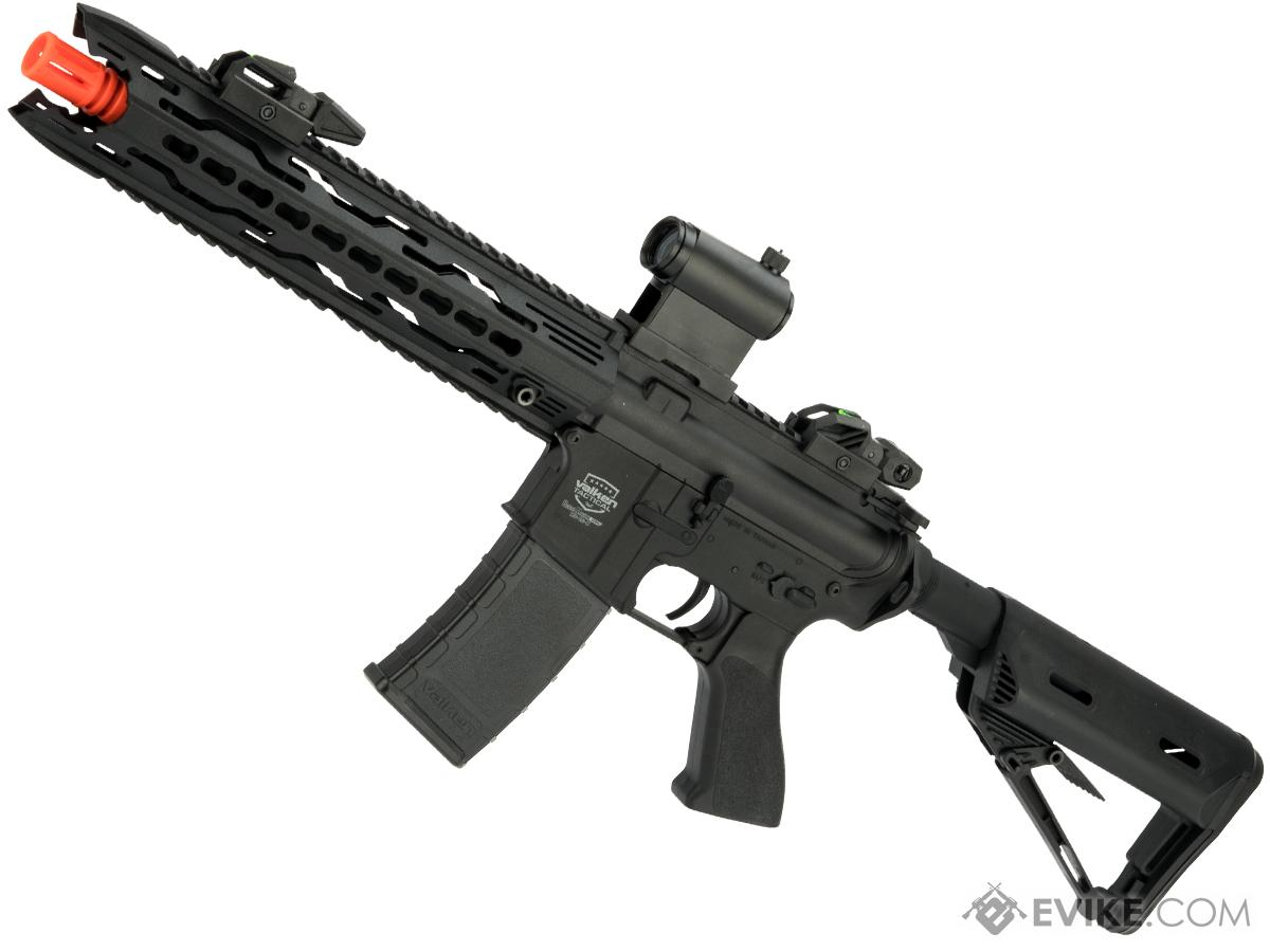 Battle Machine M4 TRG-M V2.0 Airsoft AEG Rifle by Valken (Color: Black)