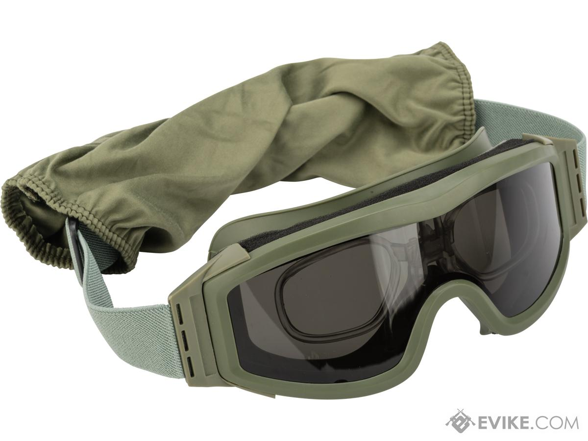 20fa8ce802 Valken V-TAC Tango Thermal Lens Goggles with Prescription Lens ...
