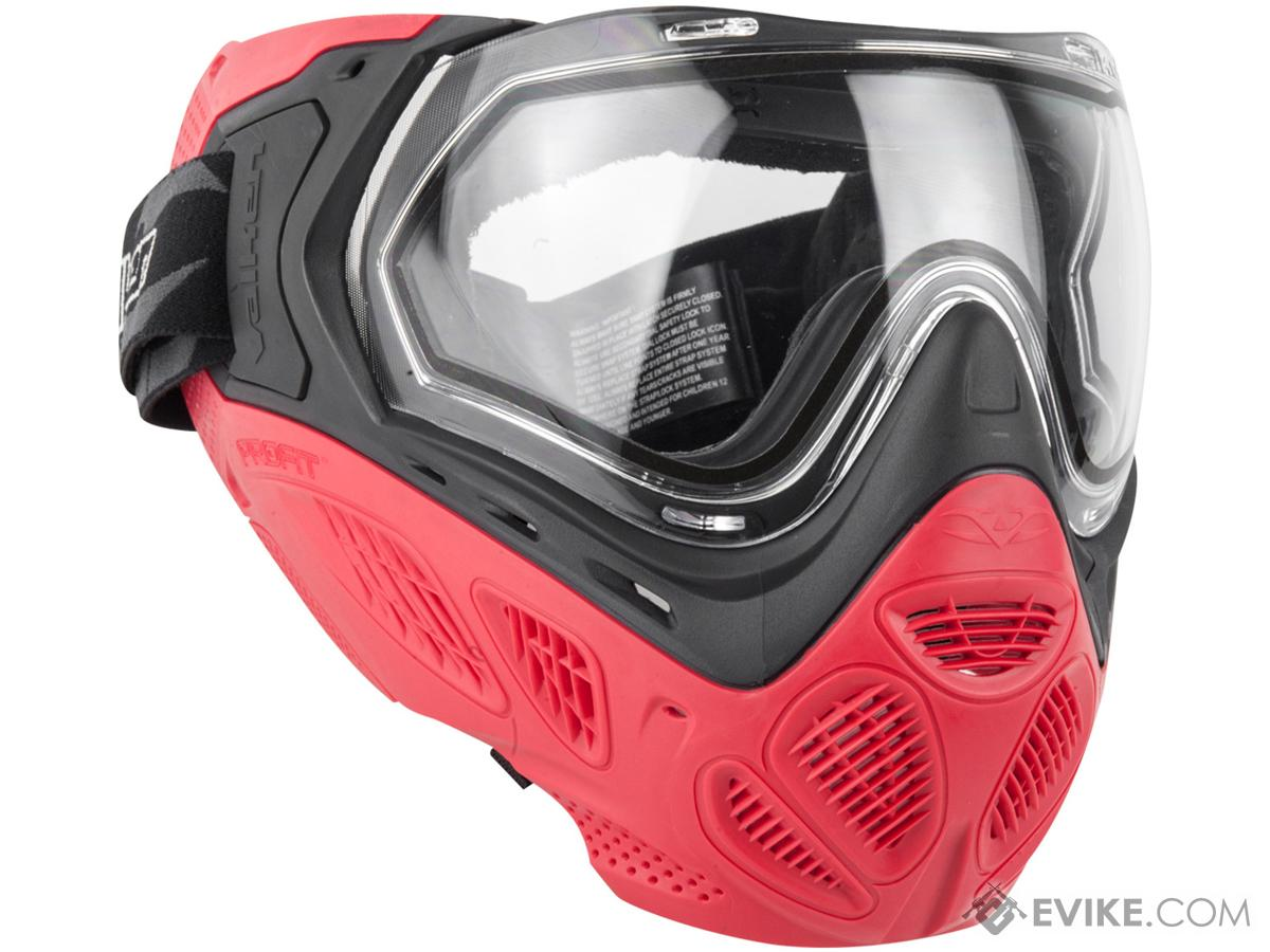 Valken ProFit SC Goggles for Airsoft / Paintball (Color: Red)