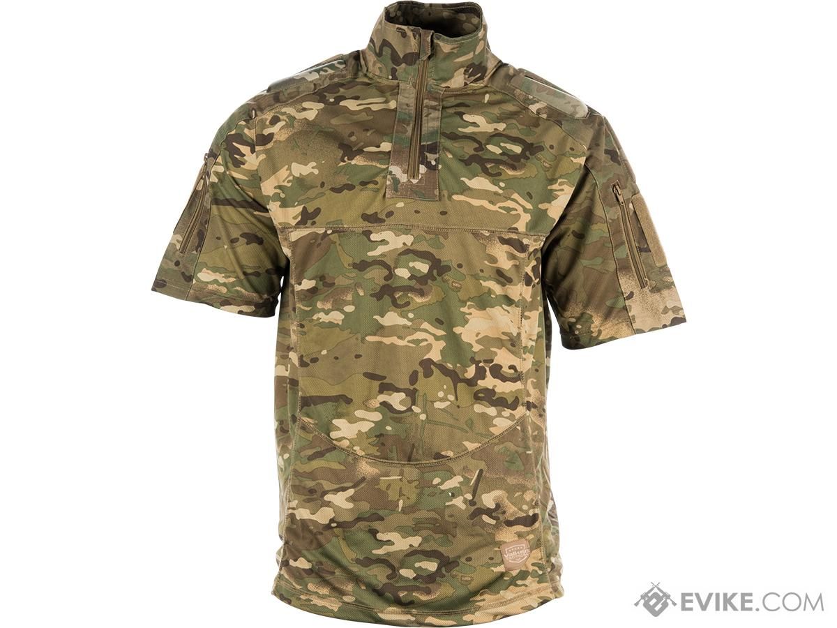 Valken Combat Tango Short Sleeve Shirt (Color: V-Cam / Medium)