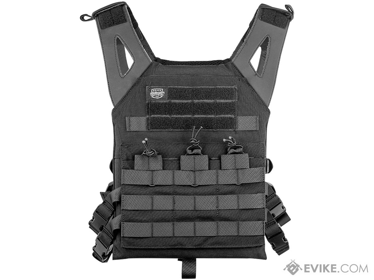 Valken Plate Carrier II (Color: Black)