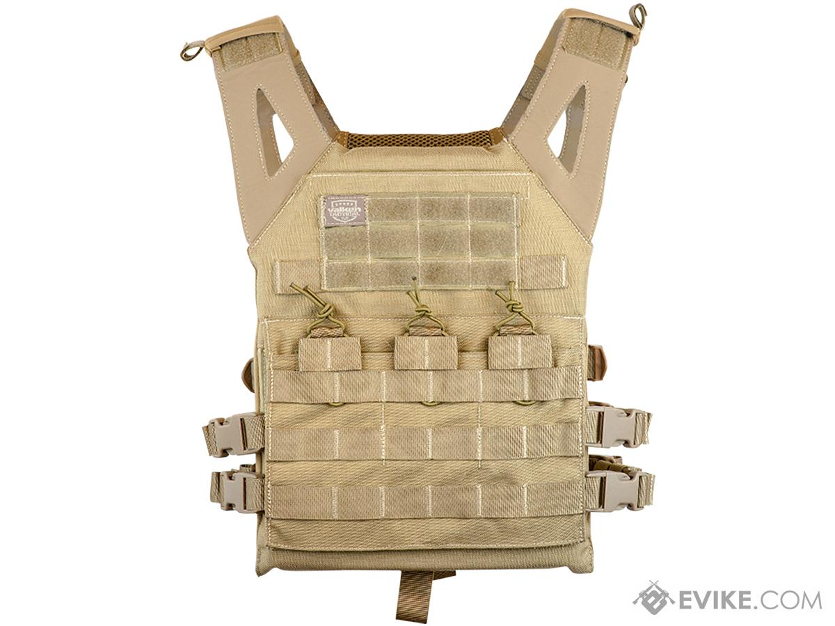 Valken Plate Carrier II (Color: Tan)