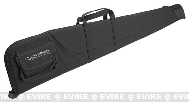 Valken 50 Reinforced Padded Ballistic Nylon Rifle Bag - Black