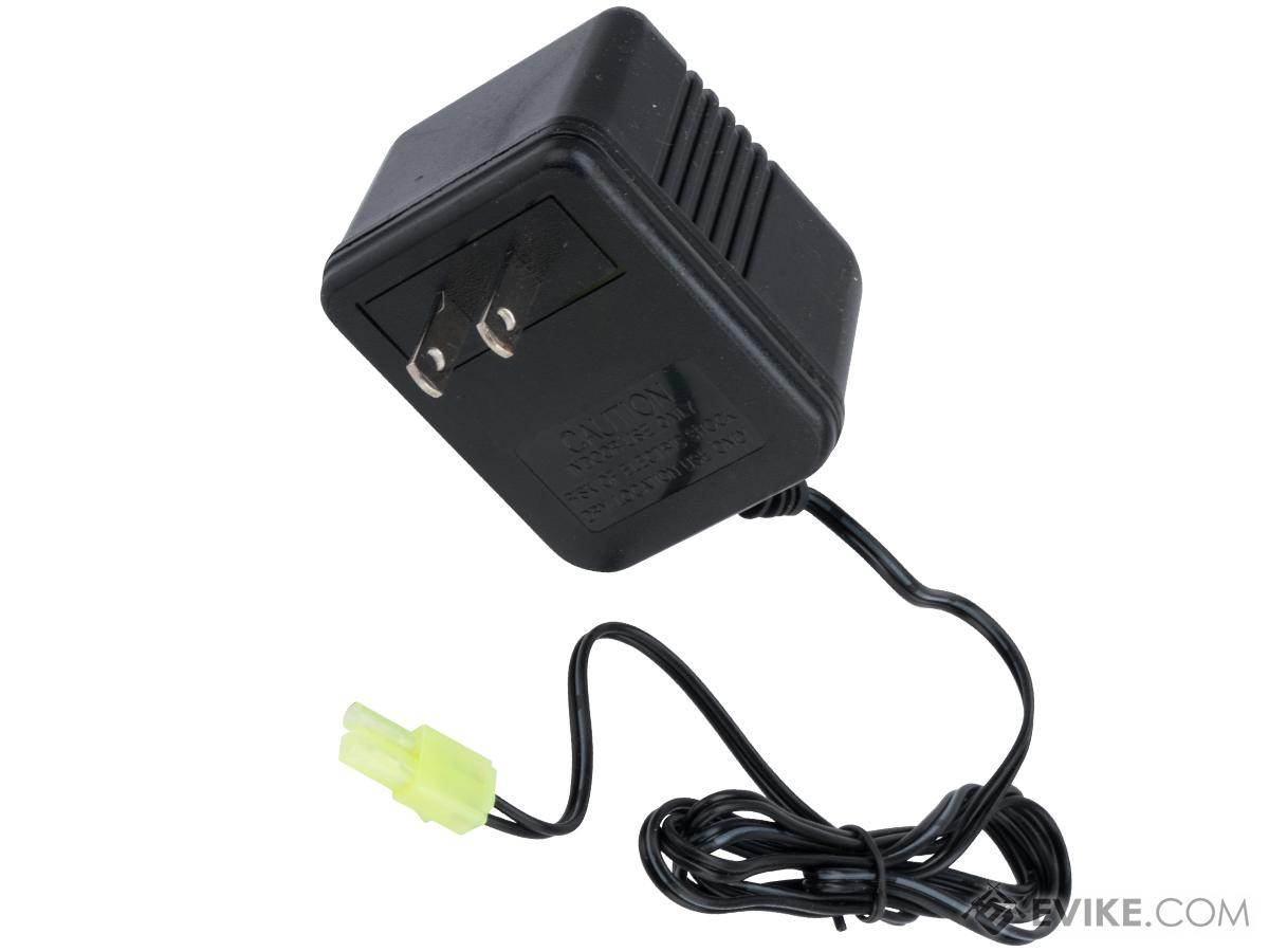 Standard Wall Charger for 6~9.6V Airsoft / RC NiCd & NiMh Batteries (Connector: Small Tamiya)