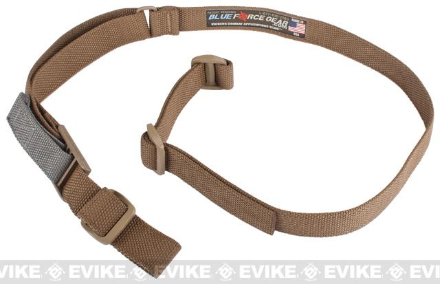 Blue Force Gear 2 Point Vickers Combat Applications Sling™ - Coyote Brown