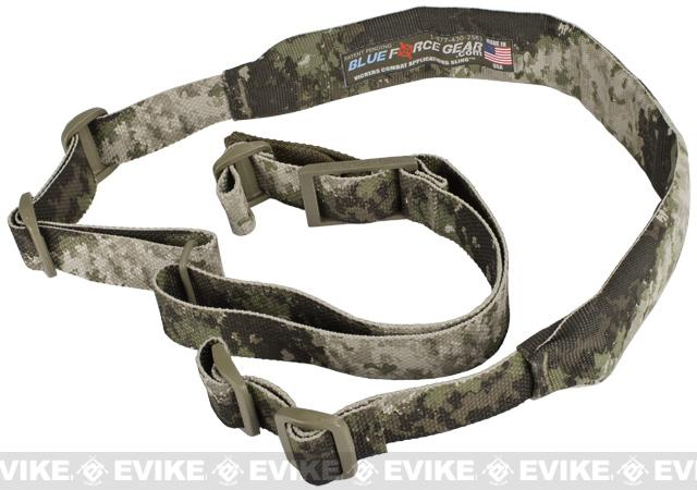 z Blue Force Gear 2 Point Padded Vickers Combat Applications Sling™ - A-TACS