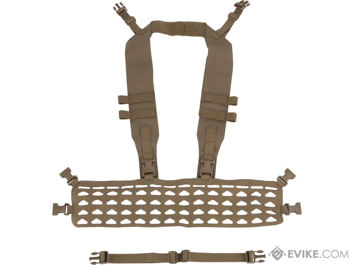 Mayflower by Velocity Systems UW Ultra-Lite Chest Rig (Color: Coyote Brown)
