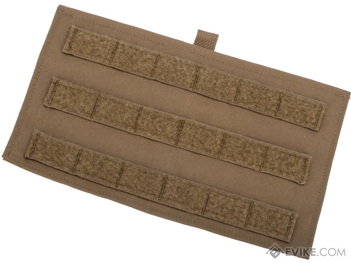Velocity Systems Front Flap for SCARAB LT / Light / LE Plate Carrier (Color: Coyote Brown)
