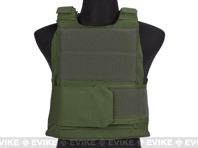 Defcon Replica Body Armor Shell - OD Green