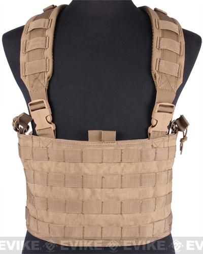 Condor Gen.4 Tactical MOLLE OPS Chest Rig - Tan