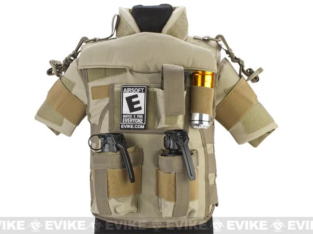 Matrix Tactical Systems High Speed SDEU Vest - Baby Size / Tan