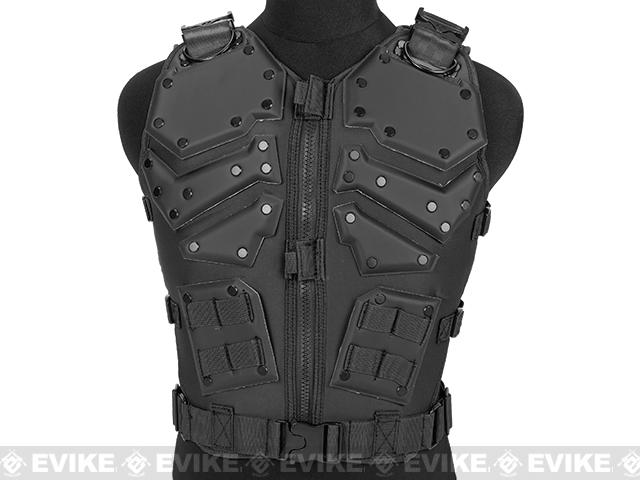 Matrix cobra warrior high speed body armor black evike hover or touch above to zoom publicscrutiny Choice Image