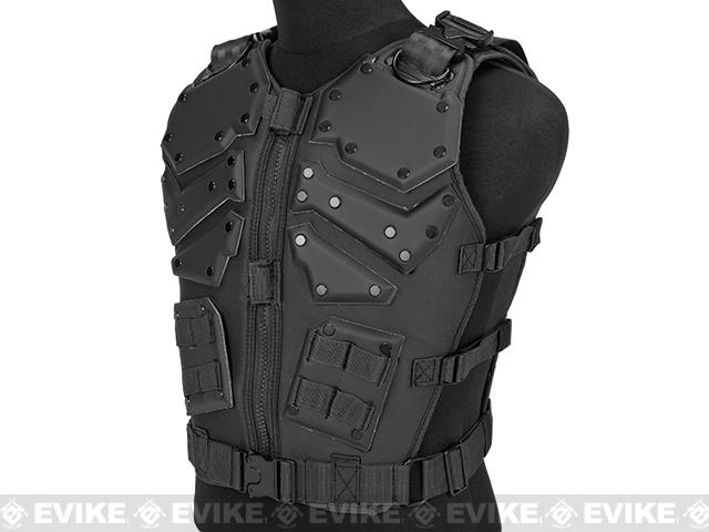 Matrix Cobra Warrior High Speed Body Armor (Color: Black)