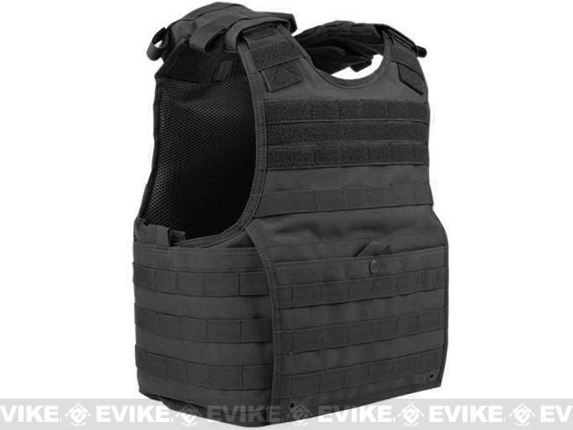 Condor Exo Plate Carrier - Black / Medium