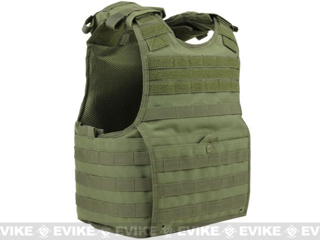 Condor Exo Plate Carrier (Color: OD Green)