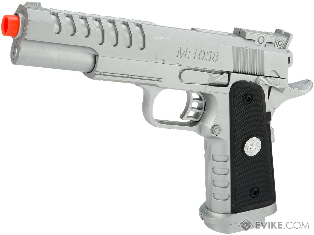 ASP Full Size Competition Style 1911 Airsoft Pistol
