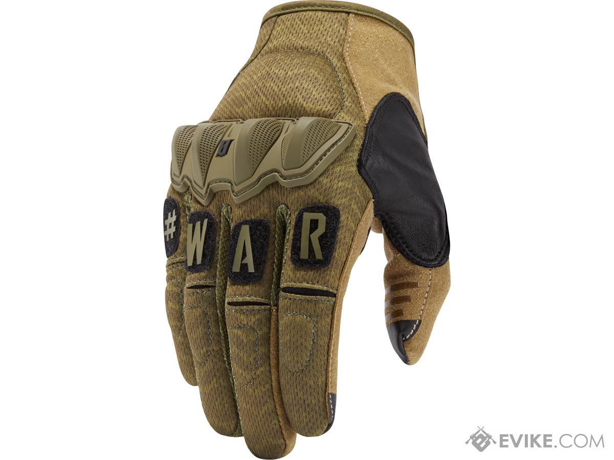 Viktos WARTORN Tactical Gloves (Color: Coyote / 3X-Large)