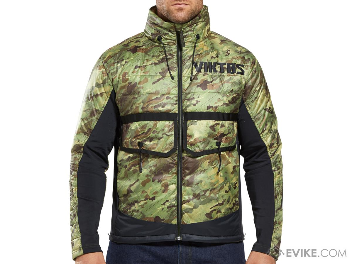 Viktos ZERODARK™ Weather Resistant Insulated Jacket (Color: Spartan / Medium)