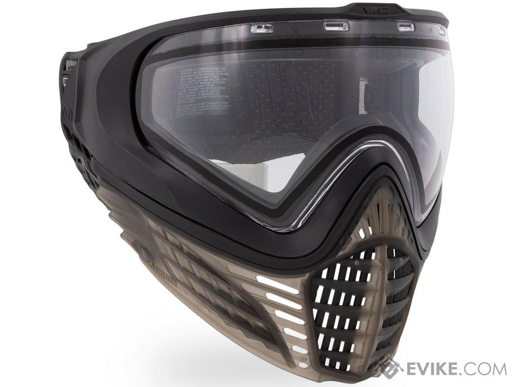 Virtue VIO Contour II Full Face Goggle (Color: Black)
