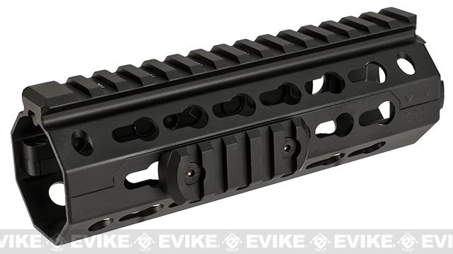 NcSTAR VISM 6.5 Carbine Length Keymod Rail / Handguard for M4 / M16 / AR15 Rifles - Black