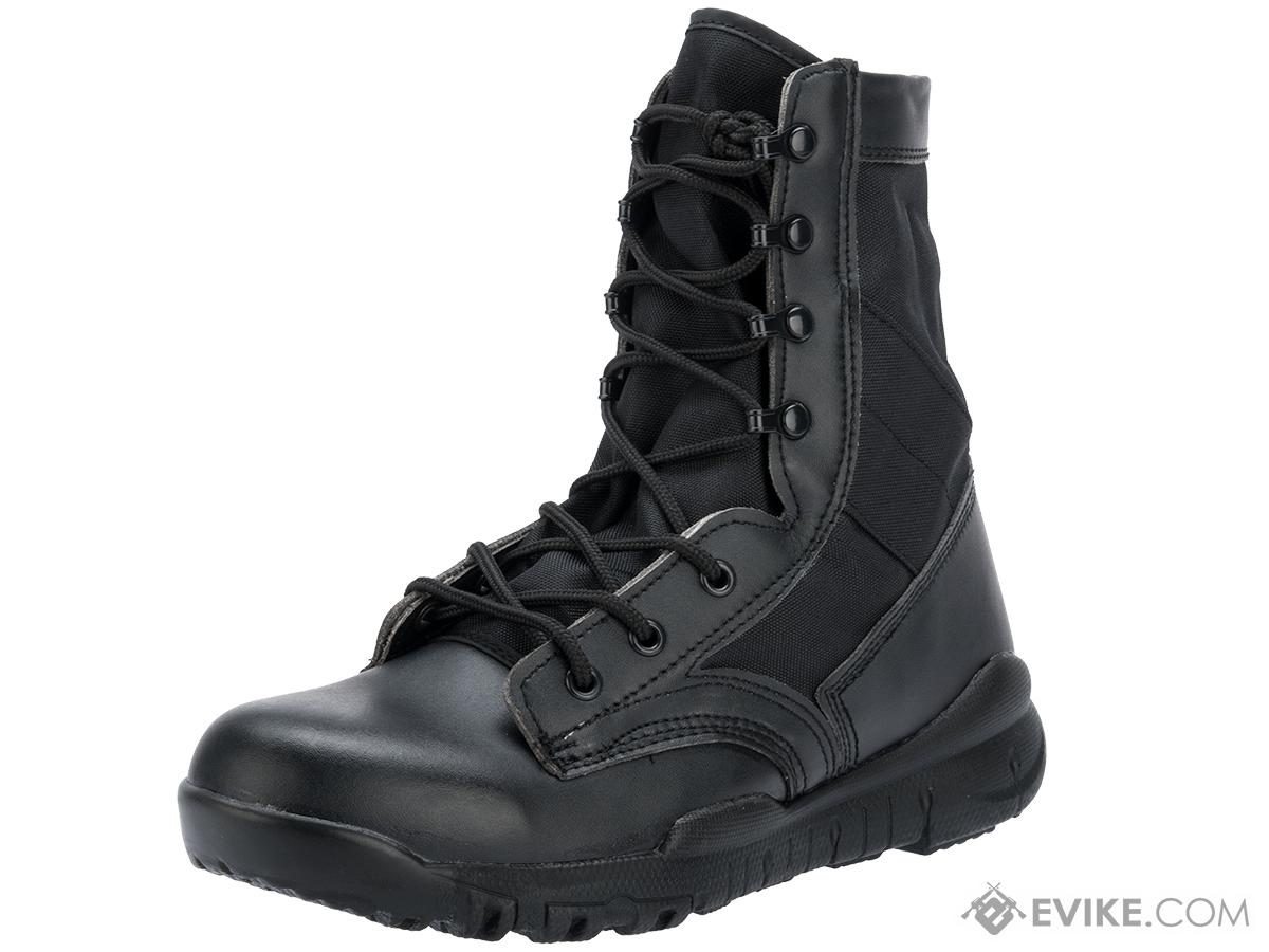 Voodoo Tactical Deluxe Waterproof Jungle Boot (Color: Black / Size 6)