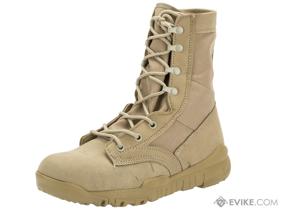 Voodoo Tactical Deluxe Waterproof Jungle Boot (Color: Desert Tan / Size 6)