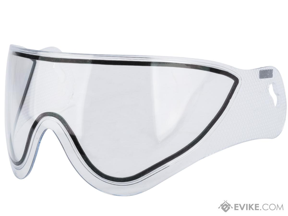 WARQ Dual-Pane Lens for WARQ Helmet Systems (Color: Clear)