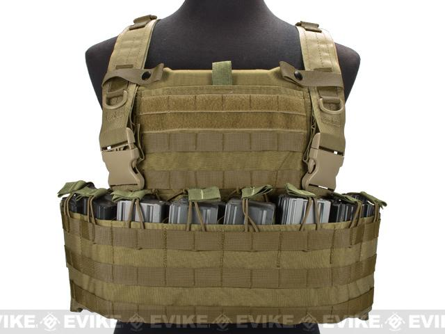 z HSGI Wasatch Plate Carrier - Coyote Brown