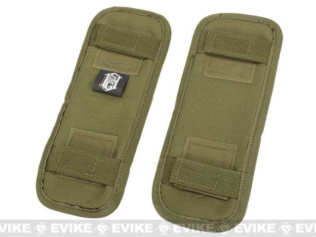 z HSGI WAS/WEE Shoulder Pads - Khaki