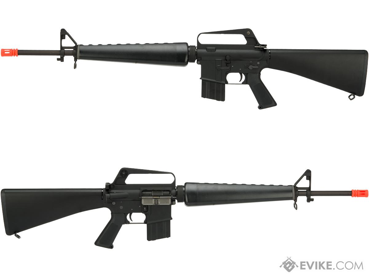 WE-Tech M16-A1 Full Metal Gas Blowback Airsoft Rifle ...