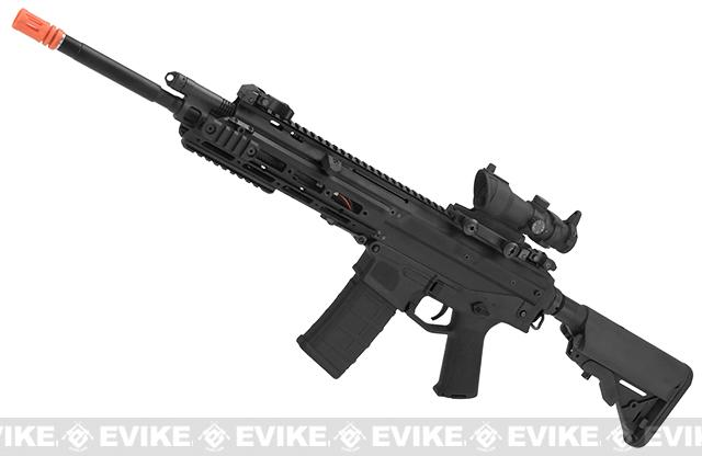 WE-Tech MSK Airsoft AEG Rifle with Crane Stock (Color: Black)