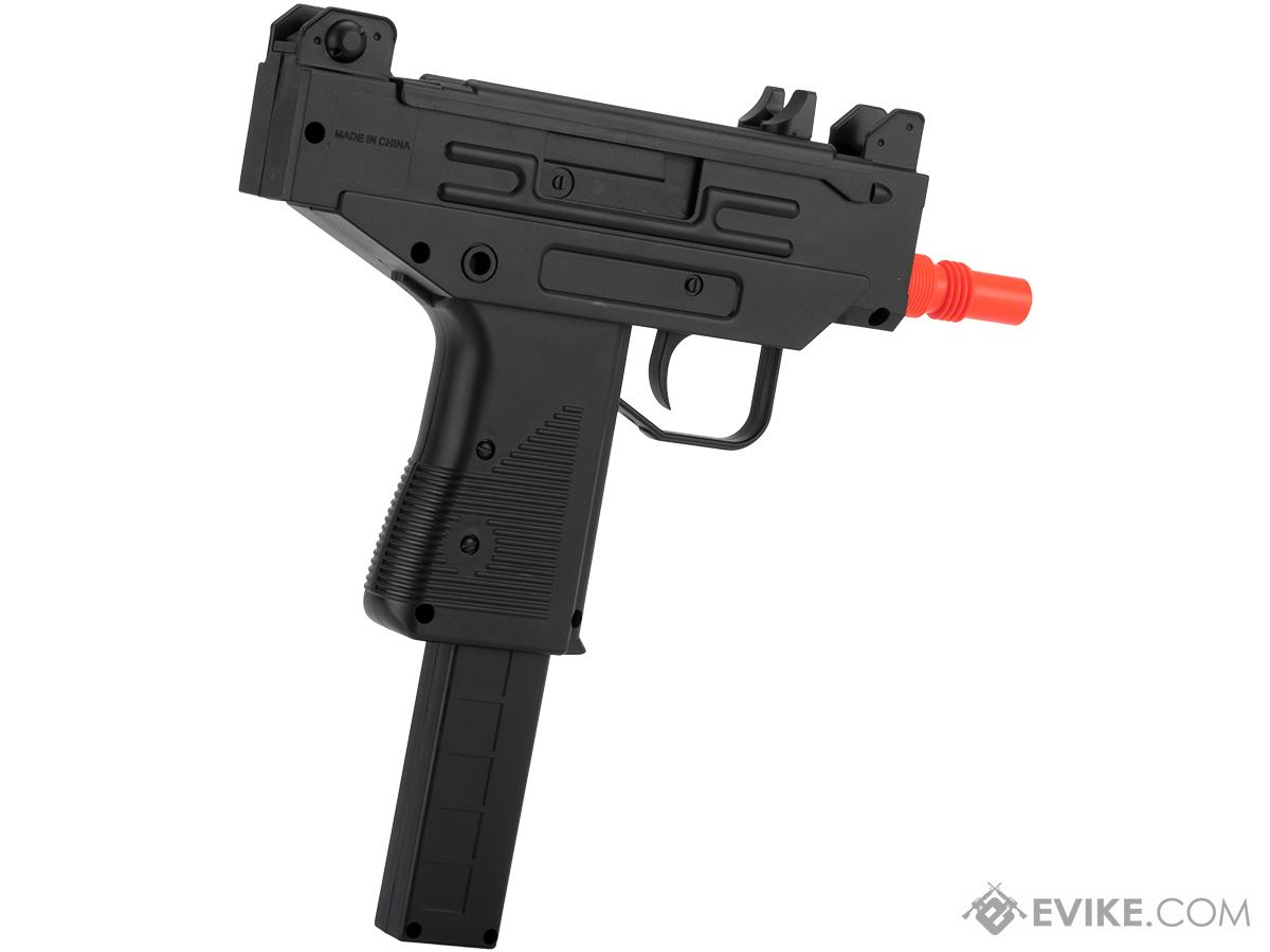 airsoft full auto semi auto electric powered micro uzi airsoft