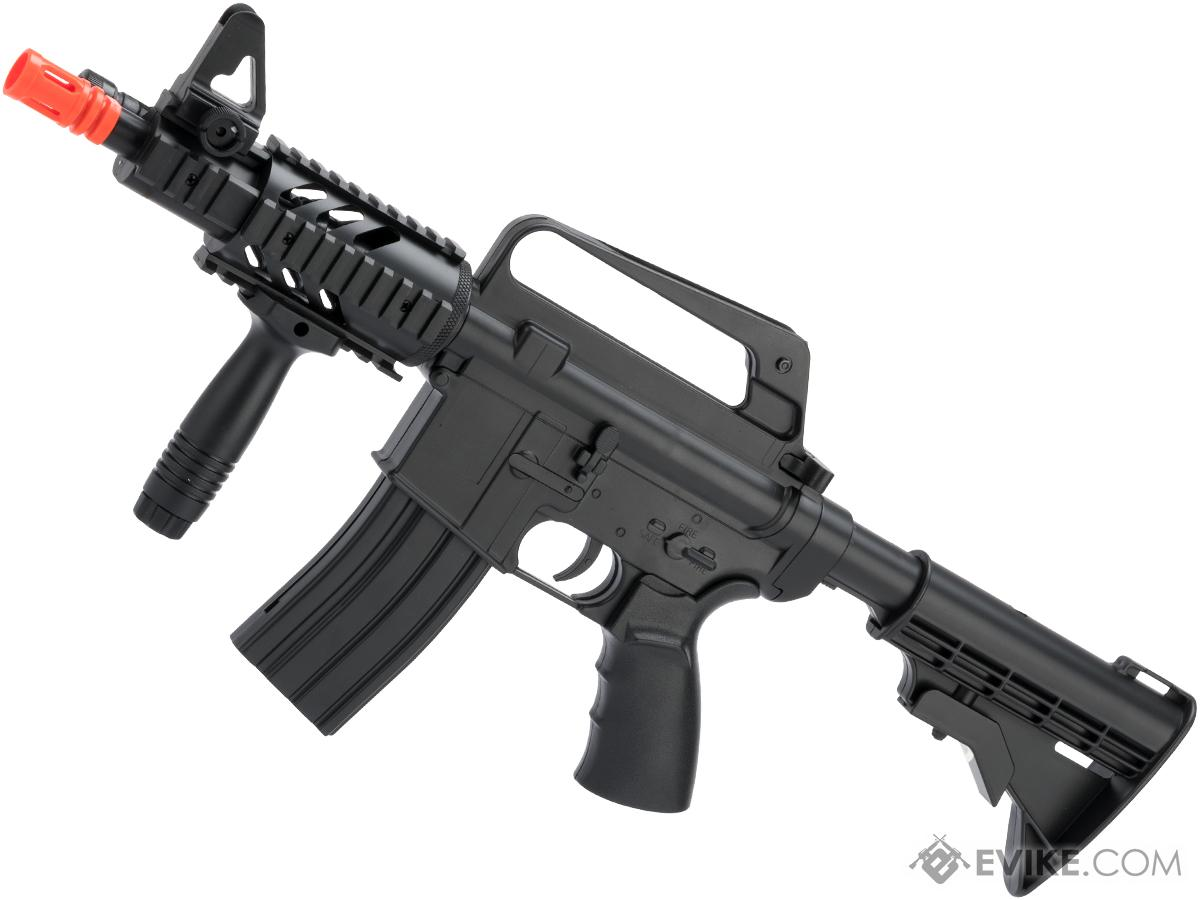 WELL 16A5 Spring Powered CQB M4 Airsoft Rifle