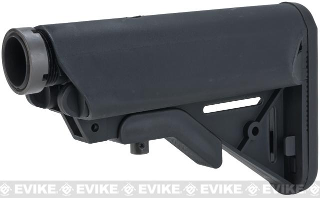 WE-Tech Crane Stock Assembly for M4 / M16 Series Airsoft AEG Rifles