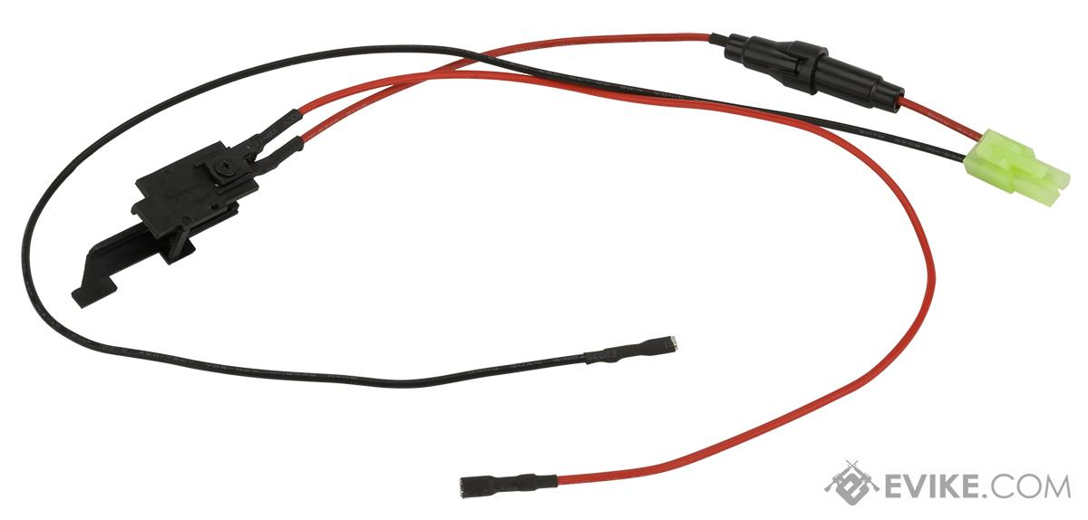 wiring mp5 pdw cyma wiring harness for mp5k swordfish pdw series airsoft aegs vfc wiring harness with fuse at edmiracle.co