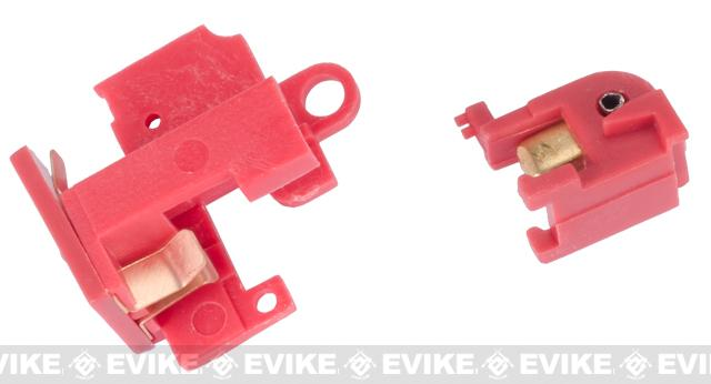 Matrix Airsoft AEG Anti-Heat Trigger Switch Set - Ver 2