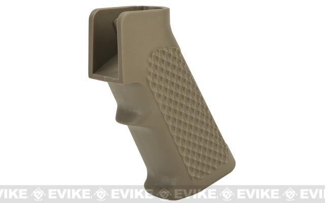 G&P Golf Ball Pistol Grip for WA M4 / M16 Airsoft GBB Rifles - Sand
