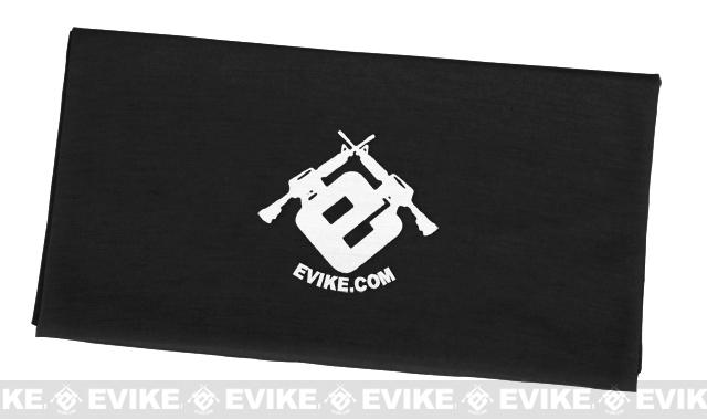 z Evike.com Multi-Purpose Tactical Head Wrap by G&G - Black