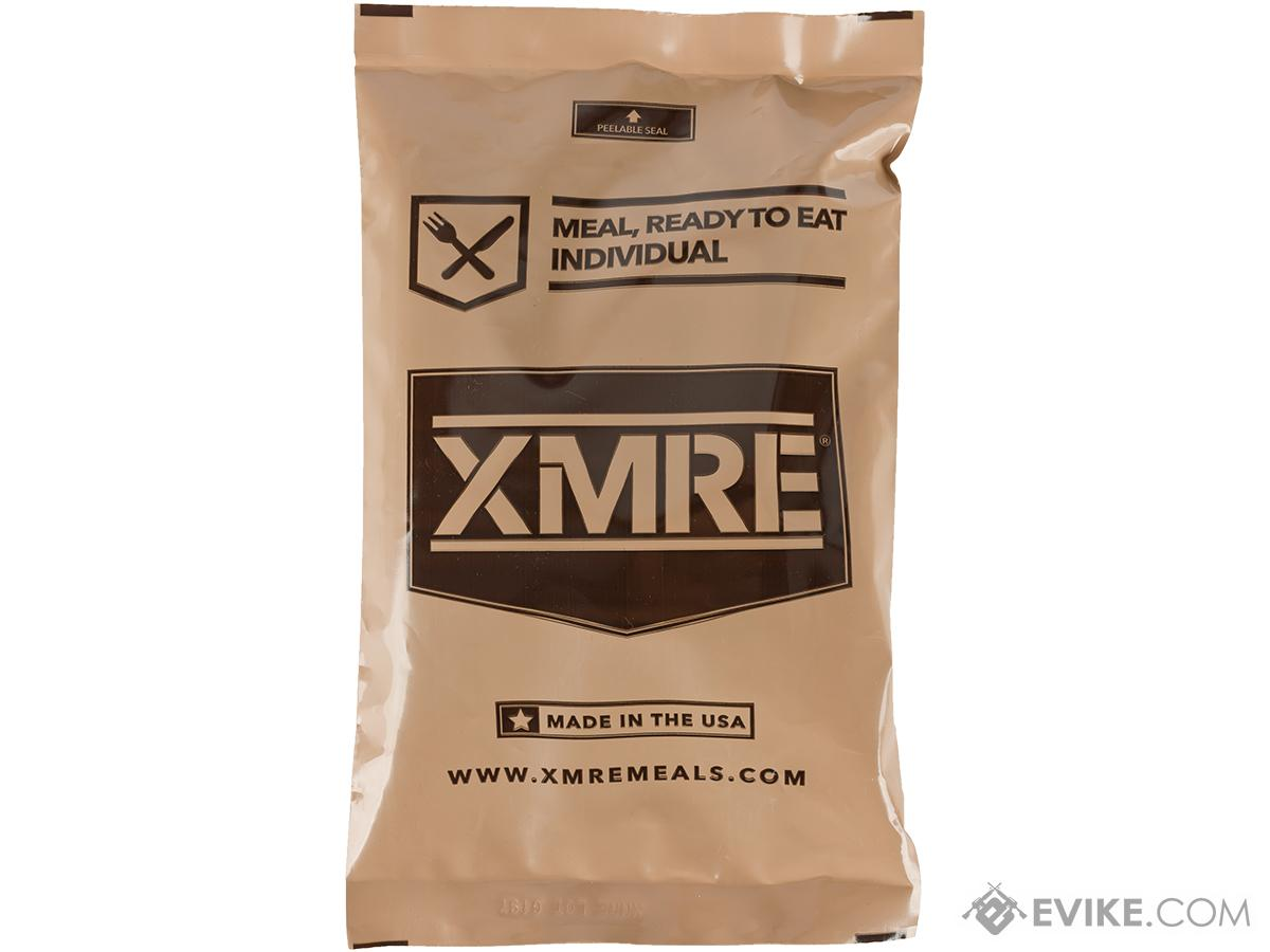 XMRE Meal Ready to Eat Single Meal (Meal: Chicken Chunks)