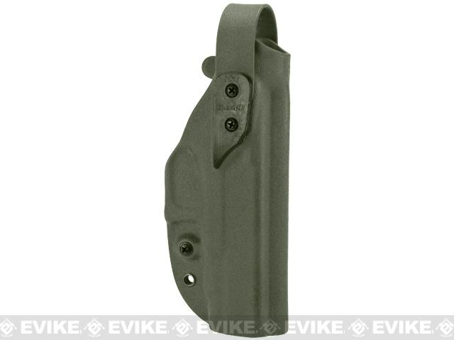 G-Code XST-RTI Kydex Holster for Glock 20 / 21 (Right / OD Green)