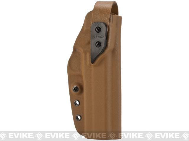G-Code XST-RTI Kydex Holster - STI 2011 5 (Right / Coyote Brown)