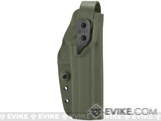 G-Code XST-RTI Kydex Holster (Pistol: STI 2011 5 / Black / Right)