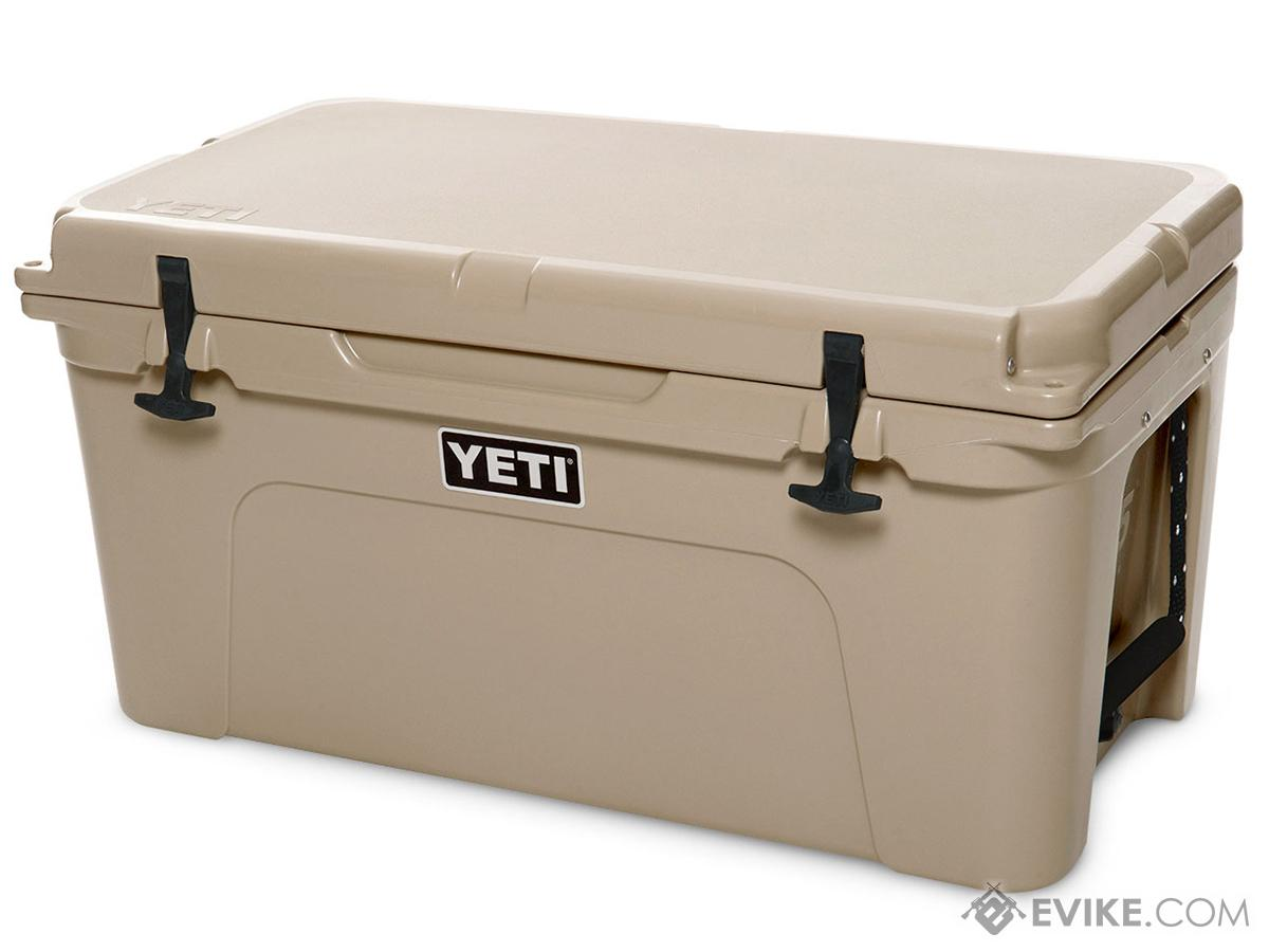 YETI Tundra Ice Chest (Model: 65 / Desert Tan)