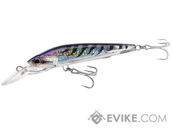 Yo-Zuri 3D Magnum Sinking Trolling Lure (Color: Purple Mackerel / Size: 5 1/2 1 3/8 oz)